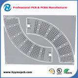 Prototipo de PCB de aluminio de bajo costo / PCB multicapa de producción masiva rápida (HYY-021)
