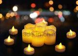 Свечка свечки Light/1xcr2032 эксплуатируемая батареей Tealight чая СИД непламенной