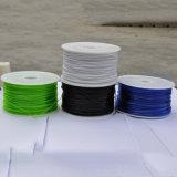 Negro PC filamento de plástico 3D 1,75 mm Filamento de la impresora