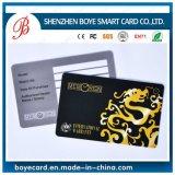 China Fabricante Luxury Imprimir cartão de plástico com diamante