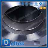 Zette het Veilige Metaal van de Brand van Didtek de Pneumatische Kogelklep van de Tap