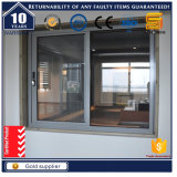 Wasserdichter Aluminiumrahmen-schiebendes Glasfenster-Philippinen-Preis