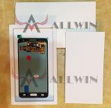 Hinteres Batterie-rückseitiger Deckel-Glas-Panel mit Kleber/Mit einem Schlauch bespritzen für Samsung-Galaxie S8 S7 S6 S5 S4 Note5 Note4 Note3