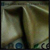 Cuoio durevole del sofà del PVC
