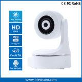 Миниая видеокамера IP Suriveillance 1080P ультракрасная WiFi PTZ для домашней обеспеченности