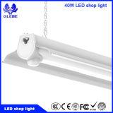 Aprovado pela UL 5 Anos de garantia passíveis de LED de 4 pés do condutor interno recordações luzes com Corrente de Tração