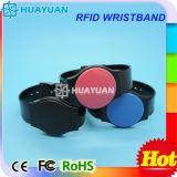 Wasserdichte 125kHz Tk4100 EM4200 RFID Plastikwristbands
