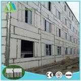 Partitionalの壁のための軽量の建築材料混合EPSサンドイッチパネル