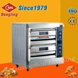 Forno elettrico di cottura di Commerical dei 4 cassetti per il prezzo della strumentazione del forno