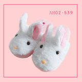New Winter Warm Cartoon Rabbit Indoor Casual Shoes Chinelos