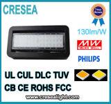UL cUL Dlc Philiphs SMD 3030 Meanwell Conductor 80W 120W 160W 200W Luces de inundación del LED