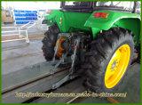 65HP 4 바퀴 농장 또는 농업 조밀한 트랙터