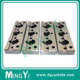 Pièces spéciales de moulage de carbure de forme de la précision DIN
