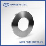Stee inoxidable forjó el anillo de Platel (PY0093)