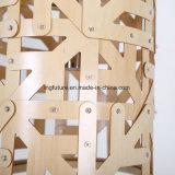 Собранный творческий деревянный свет потолка СИД жаворонка музыканта злаковика