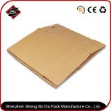 주문을 받아서 만들어진 광택 있는 초 Cardboard&Nbsp; 서류상 포장 물결 모양 판지 상자