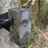 HD12MP Hc-300A Hunting Trail Camera Vídeo Scouting Infrared Night Vision Visual Wildlife Sport Cam
