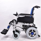 Eisen-faltender Lithium-Batterieleistung-elektrischer Rollstuhl