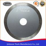 Керамические пильного диска 125 мм металлокерамические непрерывной пильного полотна