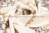 Digital-Druck fertigen Silk Schal für Dame kundenspezifisch an