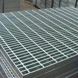 Acero dulce (acero bajo en carbono) o la rejilla de acero inoxidable