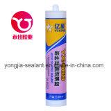 Sellador transparente de silicona adhesivo de vidrio impermeable (YX-688)