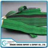 De brede RubberSingelband van 5 Duim kleurde Geweven Elastische Band voor Bank