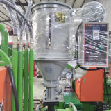 Máquina moldando da injeção plástica para plugues eletrônicos