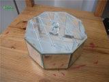 装飾的なホーム蝶八角形ミラーの宝石箱