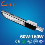 Luz de calle solar galvanizada de poste LED de la INMERSIÓN caliente de RoHS del Ce