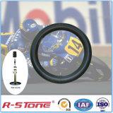 3.00-18 Tubo interno de la motocicleta del tubo interno de la motocicleta del certificado ISO9001-2008