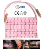 Almofada de aquecimento cerâmica resistente de alta temperatura da alumina flexível