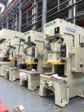 15-400 Tonnen-geöffnete vordere einzelne reizbare mechanische Presse-Aushaumaschine