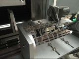 Maquinaria automática de la escritura de la etiqueta de la máquina de etiquetado de la máquina de etiquetado de la funda del PVC