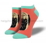 Netter Hund fertigen Soem-Kleid-Socke kundenspezifisch an