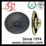 altoparlante Dxyd66n-18z-16A dell'automobile radiofonica di carta dell'altoparlante 16ohm 1W di 66mm mini