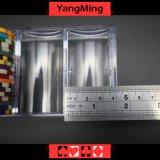 100 ПК прозрачным акриловым микросхемы случай для монтажа в стойку 40мм лоток для стружки в покер-CT Ym07