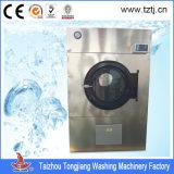 La lessive en acier inoxydable de séchage complet de la machine pour l'hôtel chambre Blanchisserie /