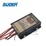 Suoer 12V 30Aは防水するPWMの情報処理機能をもった太陽充電器のコントローラ(ST-F1230)を