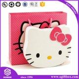 Cadre de papier de cadeau de Pcakaging d'habillement de montre de Kitty Prefume