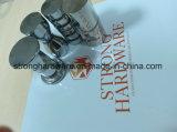 Bh-03 molette, petits traitements de porte en verre