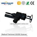De Verwaarloosbare Scanner Js1550 van de Schoonheid van de Laser Chinees-Galvo voor de Verjonging van de Huid