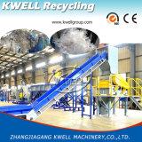 機械をリサイクルするか、またはPP袋のための機械をリサイクルするPEのフィルム