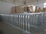 Comerciales de los metales de bicicletas Bastidores de almacenamiento para edificios