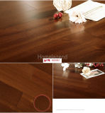 Sapele Multilayer Wood Matte Gloss Surface Parquet doublé 12mm