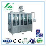 Version chaude triangulaire de vente de machine de remplissage de carton de technologie neuve avec le prix bas