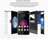 Oukitel U15s 5.5 ouro esperto do telefone do telefone móvel da impressão digital do telefone de pilha da ROM do Android 6.0 4GB RAM+32GB de Smartphone do núcleo da tela Mt6750t Octa da polegada