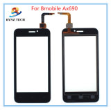 Bmobile Ax620 Ax650 Ax660 Ax675 Ax680 Ax690のガラス計数化装置の部品のための移動式携帯電話LCDのタッチ画面