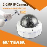 1080P 2.8-12mm Vandalproof 기능 (MVT-M2680)를 가진 Vari 초점 돔 IP 사진기