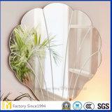 SGS bestätigte dekoratives Wand-Silber-Spiegel-Glas